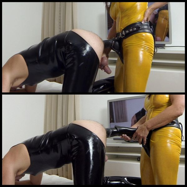 Strap-on Domination SiteRip – 20 Clips