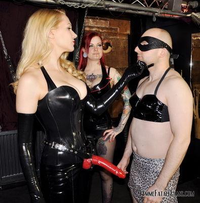 Femme Fatale Films Slut Training