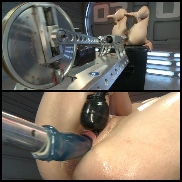 (03.09.2014) Amazing Machine Sex Squirting Shoot with Mona Wales and Her Hungry Pussy