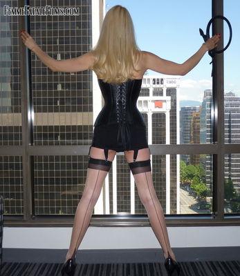 Femme Fatale Films - Take The Strain Mistress Eleise de Lacy