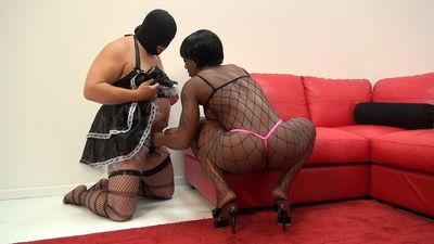 Kinky Mistresses - Mistress Kiana Fucks Her Sissy Maid