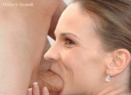 Порно фото хилари суонк