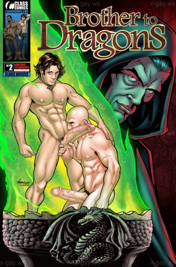 ClassComics – The Expanded Universe – Brother To Dragons 2