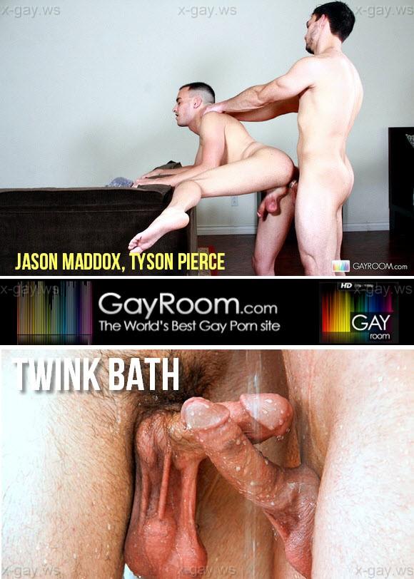 GayRoom – Jason Maddox & Tyson Pierce