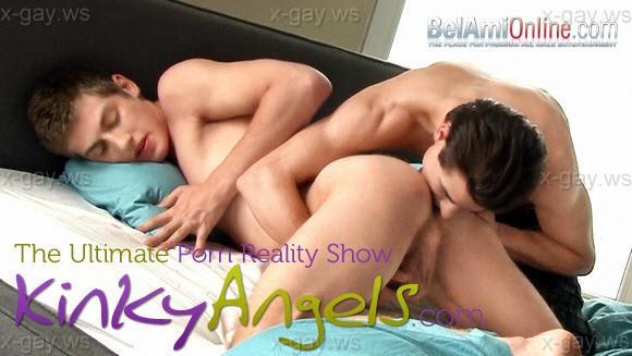 BelAmiOnline – Kinky Angels – Some Come And Go…, Bareback
