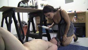 Turning Ex-Boyfriend Into Slave from Femdom Brats