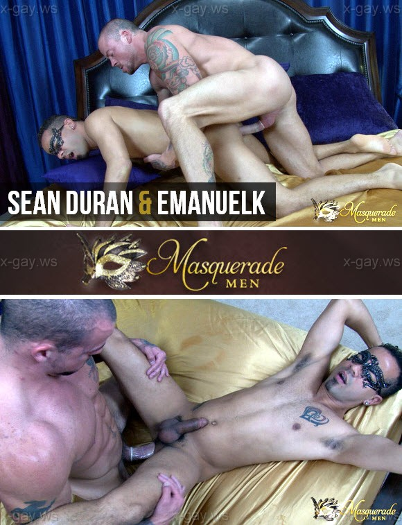 MasqueradeMen – Sean Duran & Emanuelk