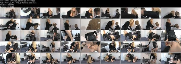 Mistress Eleise De Lacy - Taped and Tormented