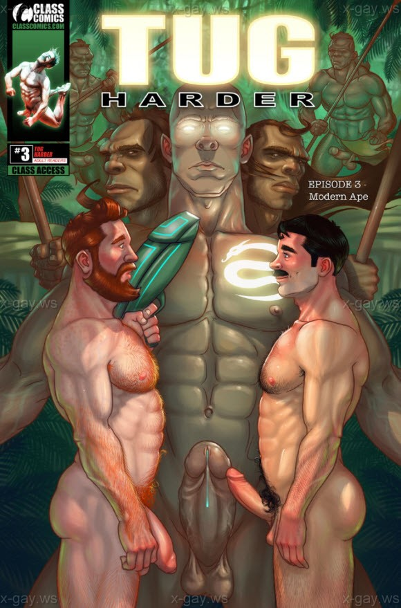ClassComics – The Expanded Universe – Tug Harder 3