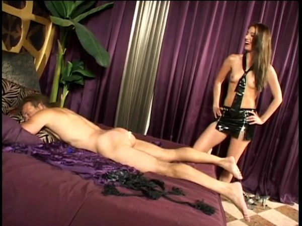 Miss Brandy Lyons is a Dominatrix Scene 2 (Complete)