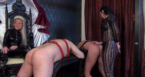 Two friends in a cp complication - Kacy Kisha, Lady Luciana
