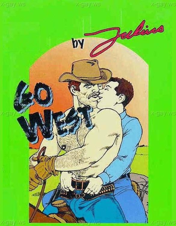 ComicsByJulius – Go West