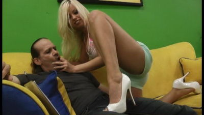 The Venus Girls - Britney Amber from Office Domination