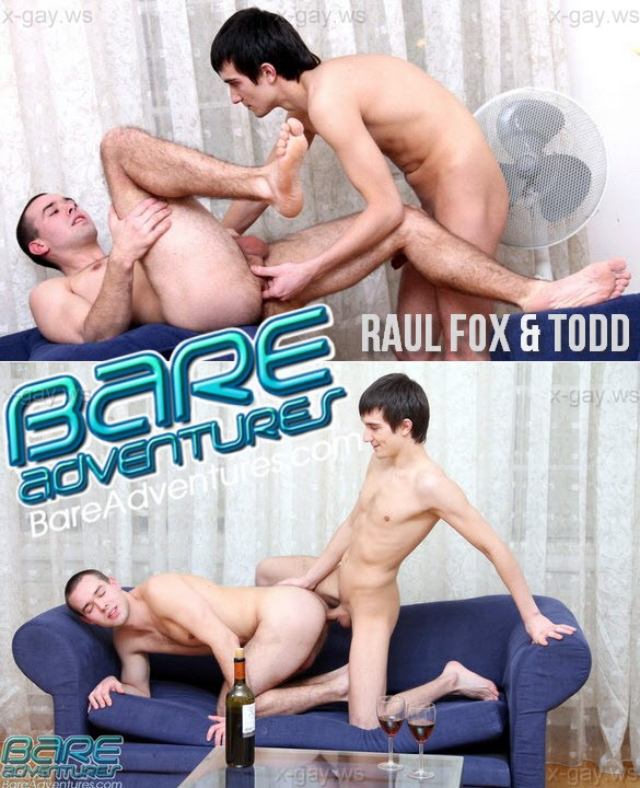 BareAdventures – Raul Fox & Todd