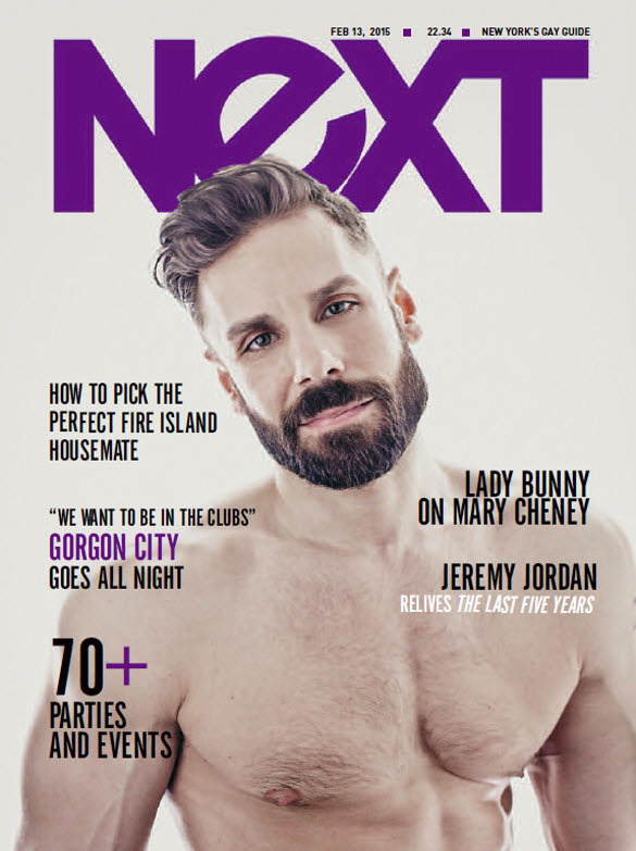 Next Magazine – NY – February 13, 2015
