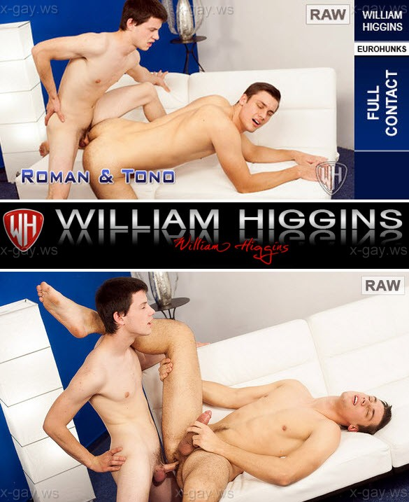 WilliamHiggins – Roman Madlec & Tono Milos, RAW