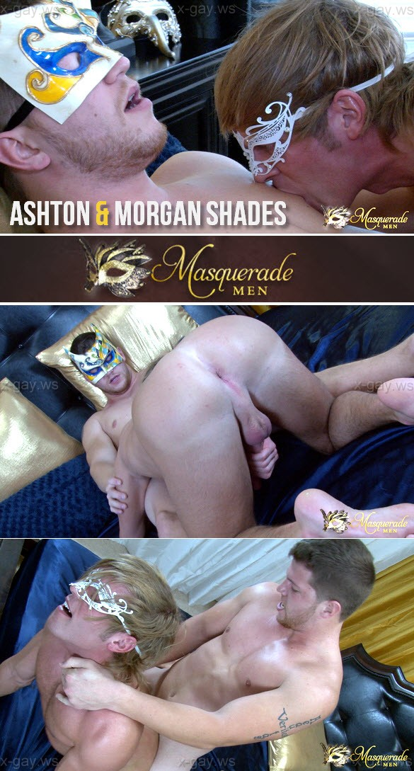 MasqueradeMen – Ashton & Morgan Shades