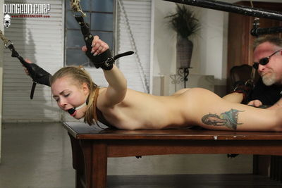 Dungeon Corp Learning Her Lessons Sadie Blair