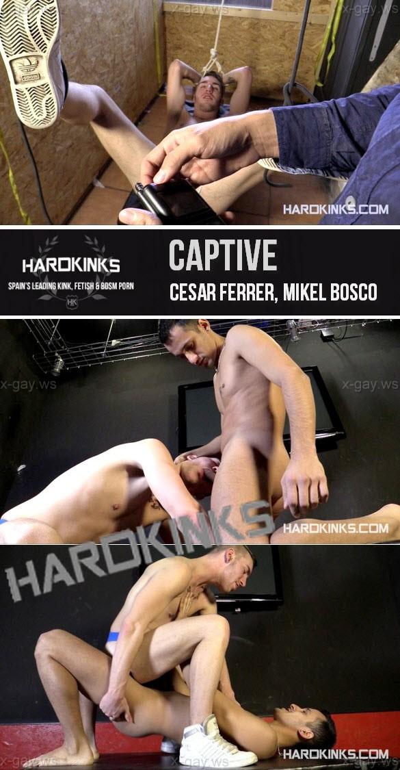 HardKinks – Cesar Ferrer & Mikel Bosco