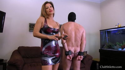 Clubstiletto - You're Done When I Say You're Done  Mistress Jasmine