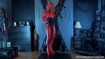 Kinky Mistresses - Latex Lucy - Suck It