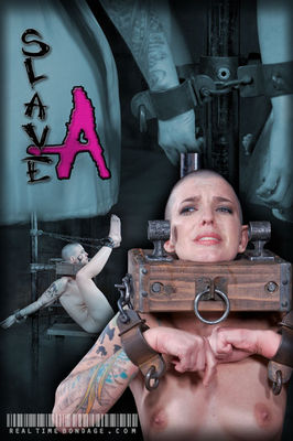 Real Time Bondage - Mar 28, 2015: Slave A Part 1 | Abigail Dupree | Endza