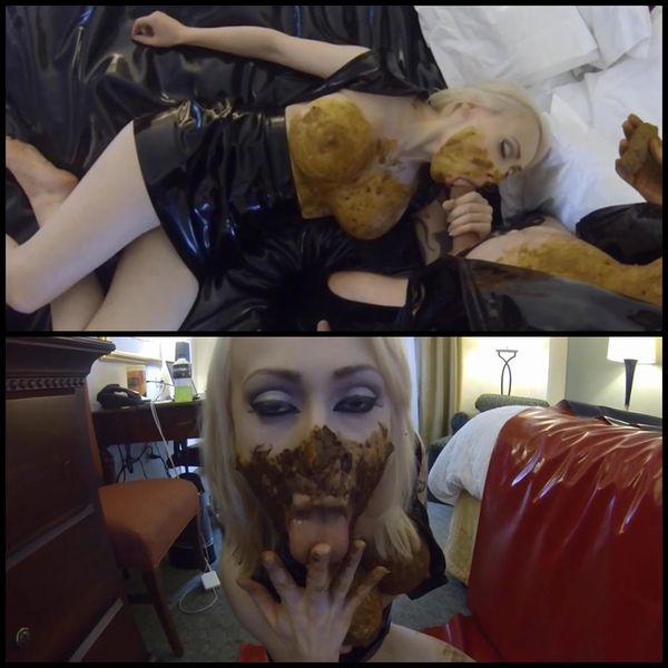 Hardcore Scat Sex – with a guest camera-woman – Shitting, Scatology