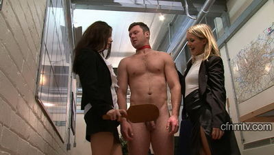 CfnmTV - Policeman Roger's Punishment