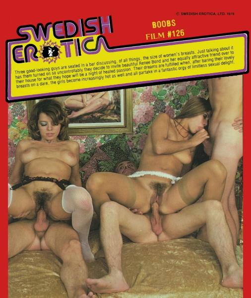 шведское ретро порно фото