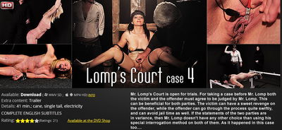 Elite Pain Lomp`s Court - Case 4