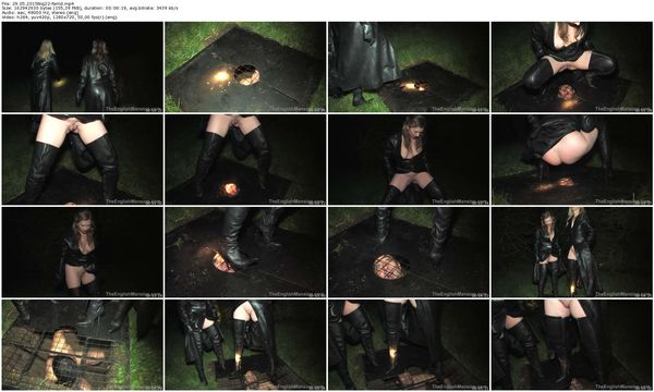 TheEnglishMansion - Mistress T, Mistress Sidonia - Night In The Slave Pit part 1-3