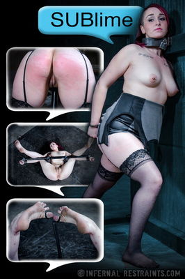 Infernal Restraints - May 29, 2015: SUBlime | Piper Rage