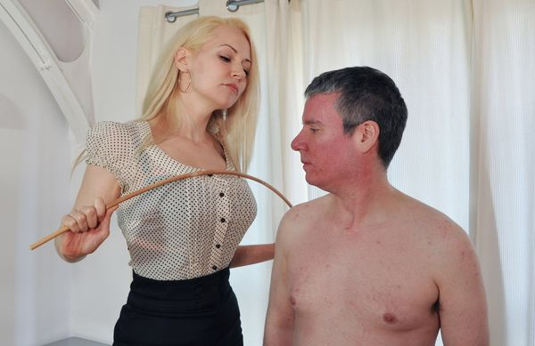 FemmeFataleFilms - Mistress Eleise - Dressing Down The Chauvinist Part 1