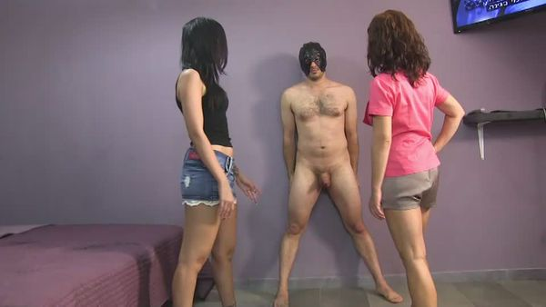 new 16.06.2015 Kicking in a Slave`s Nuts with Tina Winters!