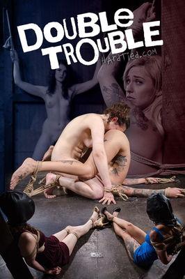 Hardtied - Jun 17, 2015: Double Trouble | Kleio Valentien | Endza