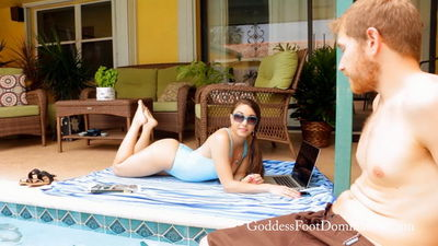 Goddess Foot Domination - Term Paper Deal Goddess Alexis