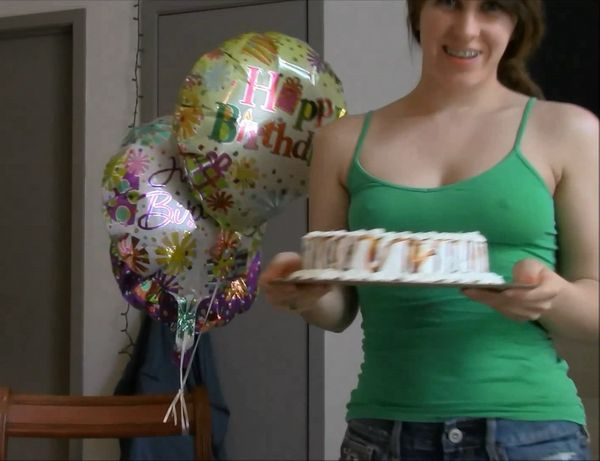 birthday creampie