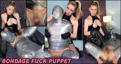 The English Mansion - Bondage Fuck Puppet Mistress Sidonia