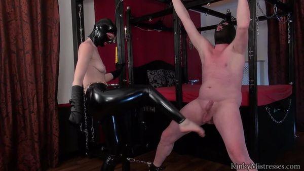KinkyMistresses - Vivienne Lamour - My Ballbusting Slave 2 part 4 update