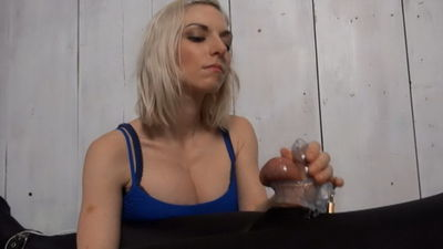 Tease and Thank You - Chastity HJ