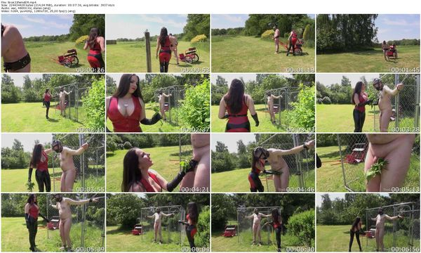 TheEnglishMansion - Domina Alexandra Snow - Broken By A Cruel Mistress part 3 update 11.09.2015