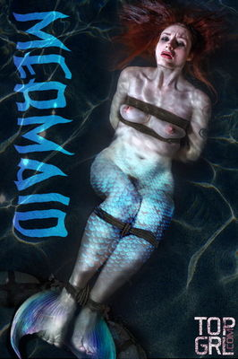 TopGrl - Sep 21, 2015: Mermaid | Violet Monroe | Rain DeGrey