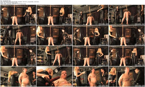 FemmeFataleFilms - Miss Severity Myers, Mistress Eleise de Lacy - Double Trouble part 1-4 update