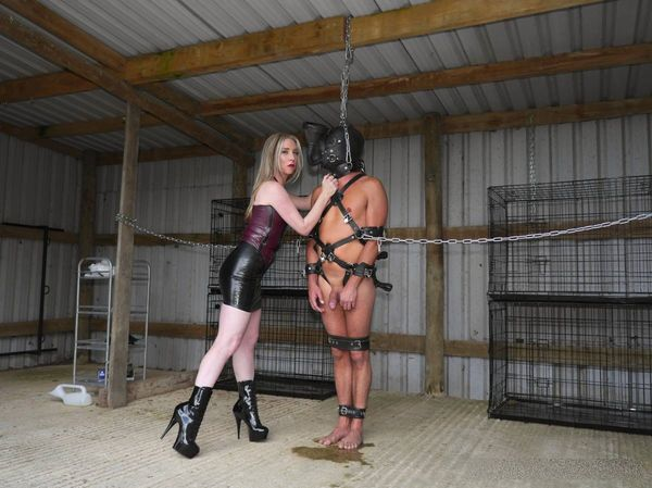 NEW TheEnglishMansion - Mistress Sidonia - Sendep Slave complete 16.10.2015