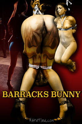 Hardtied - Sep 30, 2015: Barracks Bunny | Mandy Muse | Jack Hammer