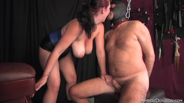 AmberDungeon - Mistress Jacklyn - Pearl Necklace - Part 1 of 2
