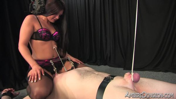 AmberDungeon - Jade Indica - Dominatrix - Part 2 of 3