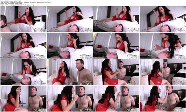 FemdomEmpire - Bella Maree - Choke On It!