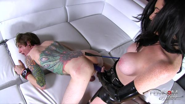 FemdomEmpire - Bella Maree - Owned Slave Ass!