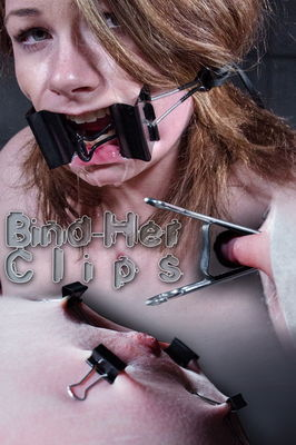 Infernal Restraints - Oct 9, 2015: Bind-her Clips | Harley Ace